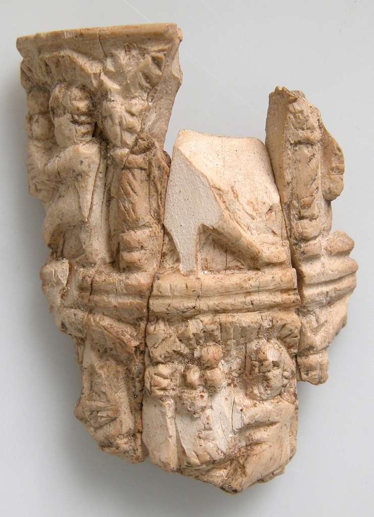 Ivory Fragment with Figures