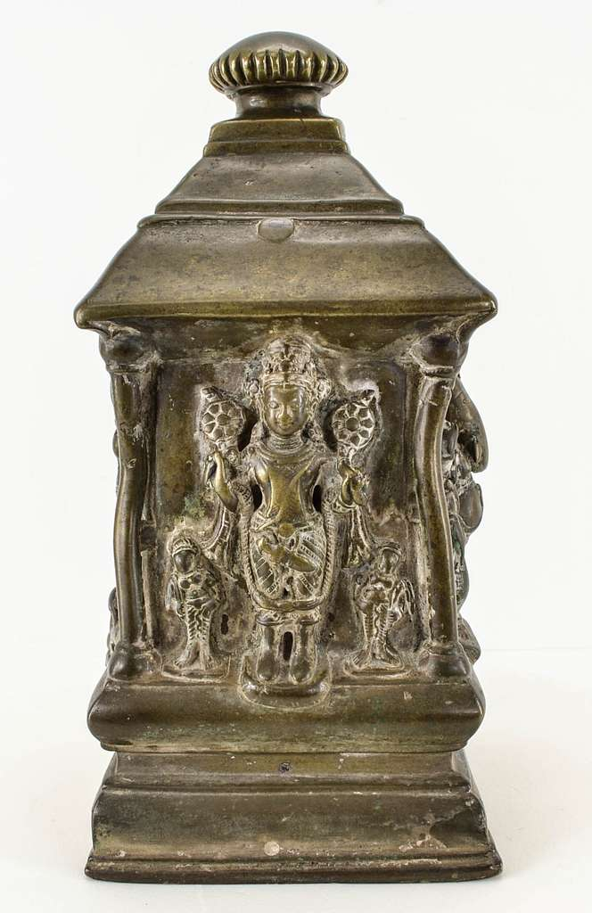 Miniature Brahmanical Shrine