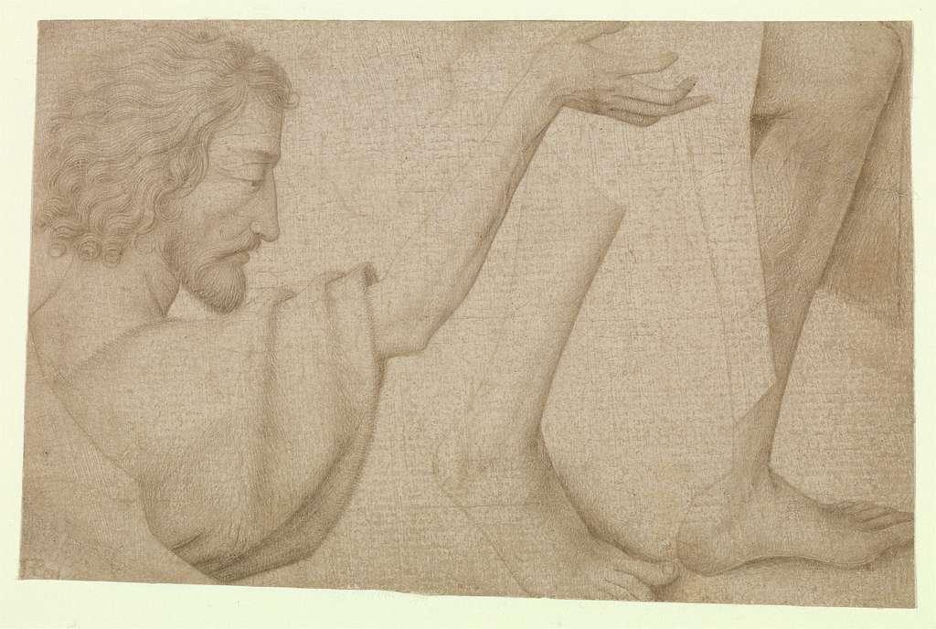Studies of Saint John the Baptist