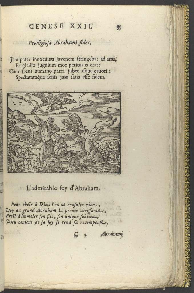 Icones historicae Veteris et Novi Testament