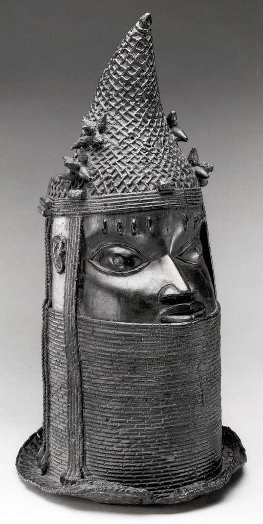 Head of Iyoba