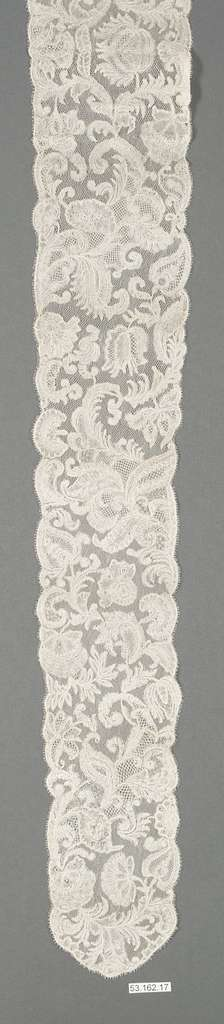 Joined pair of lappets