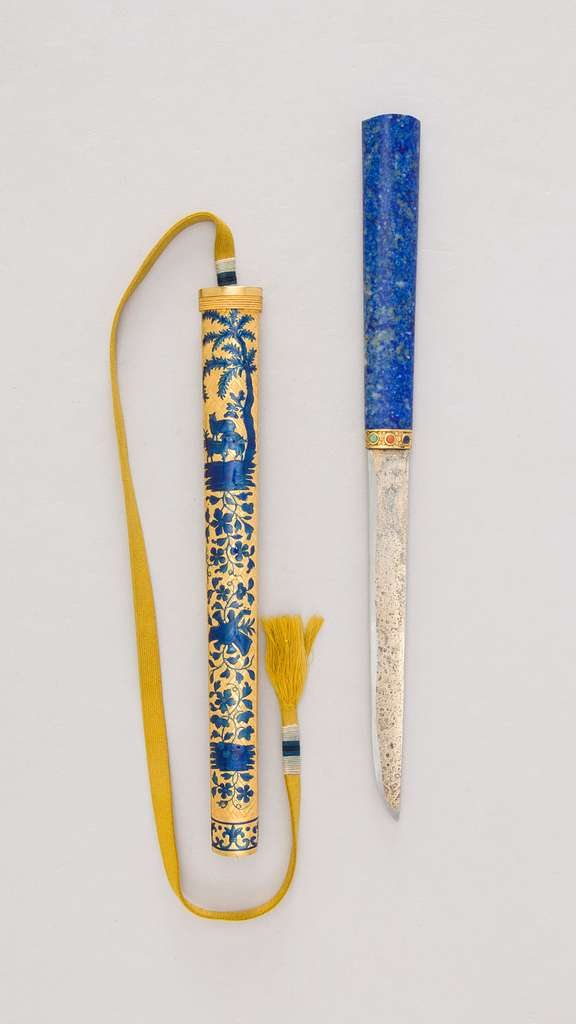 Imperial Knife with Sheath