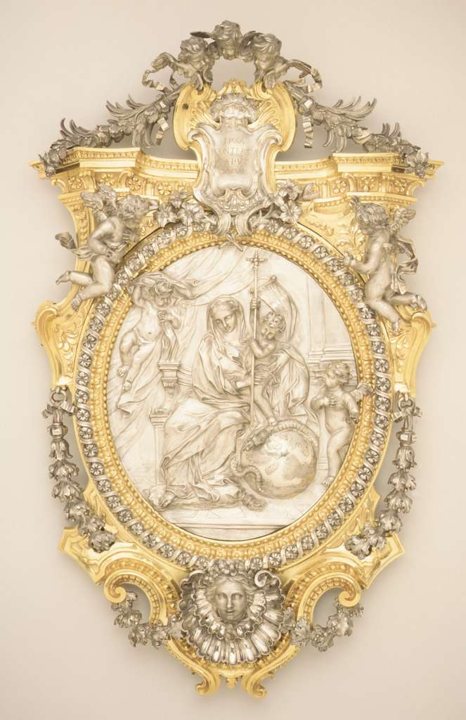 The Virgin and Child Triumphing over Evil