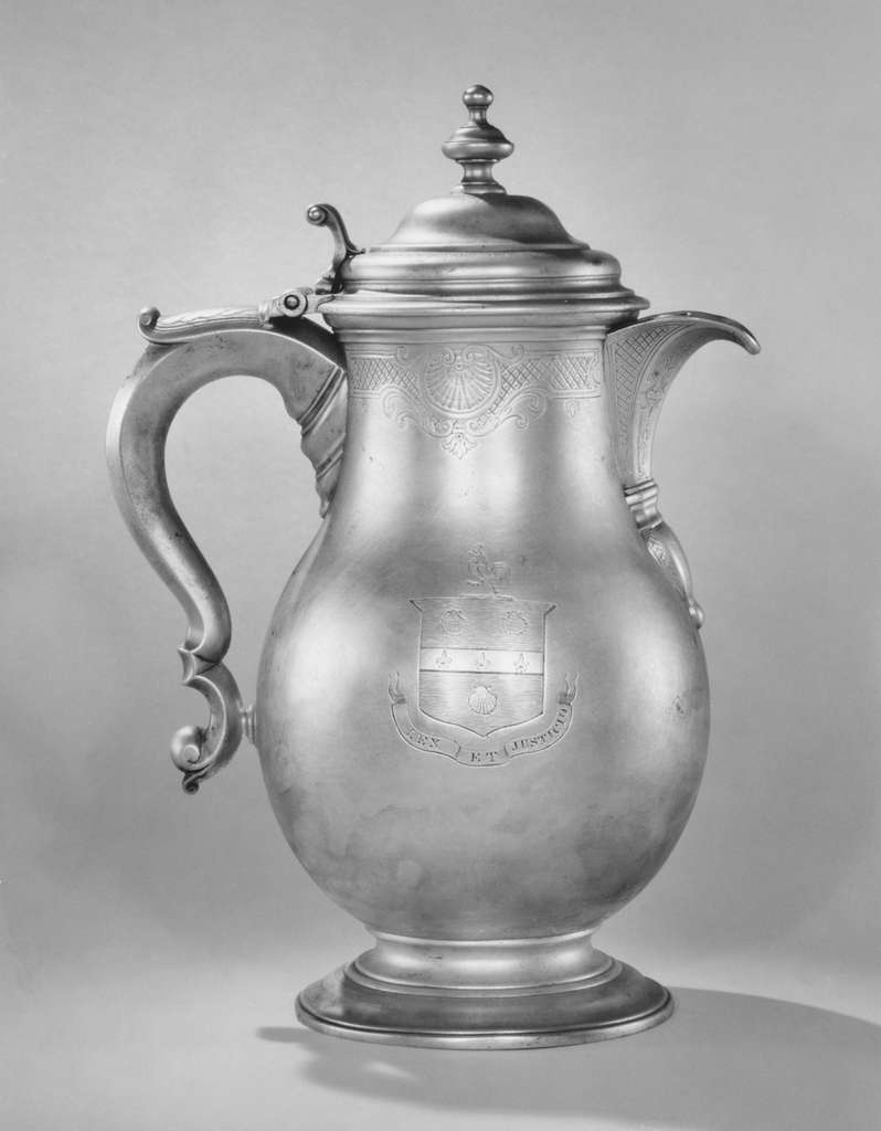 Jug with cover