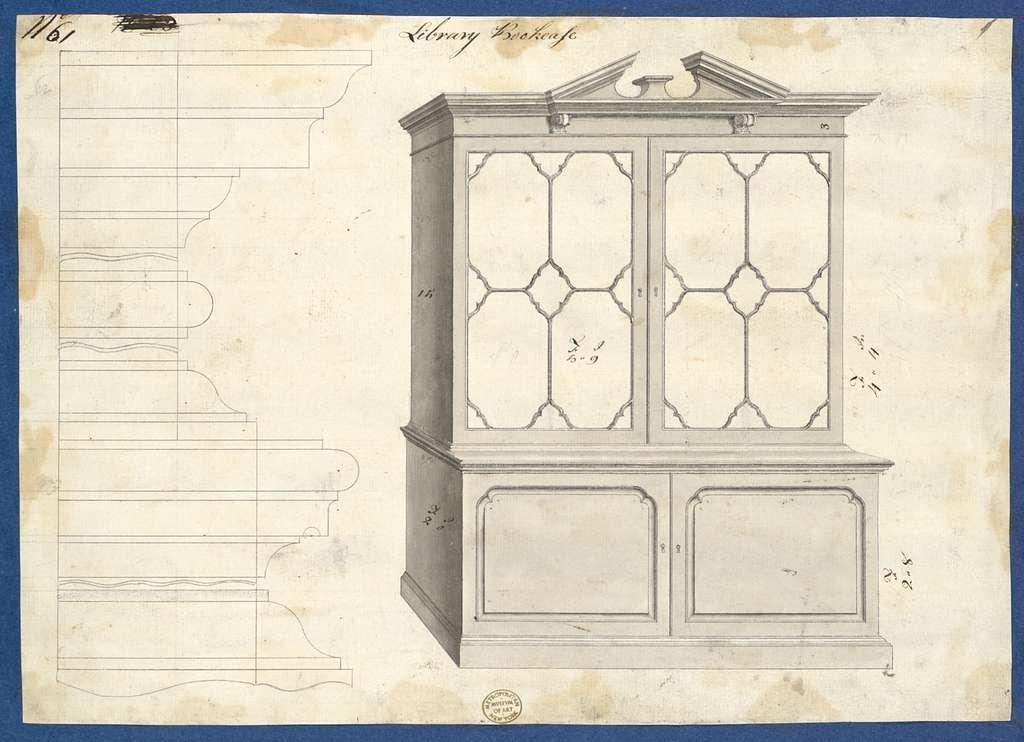 Chippendale Drawings, Vol. II