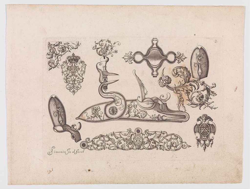 Plusievrs Pieces et Ornements Darquebuzerie (4th extended edition)