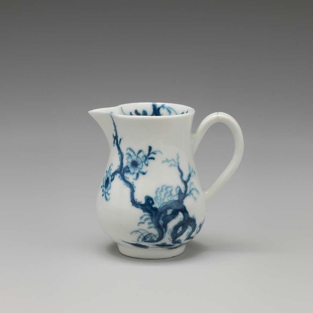 Miniature pitcher (part of a service)
