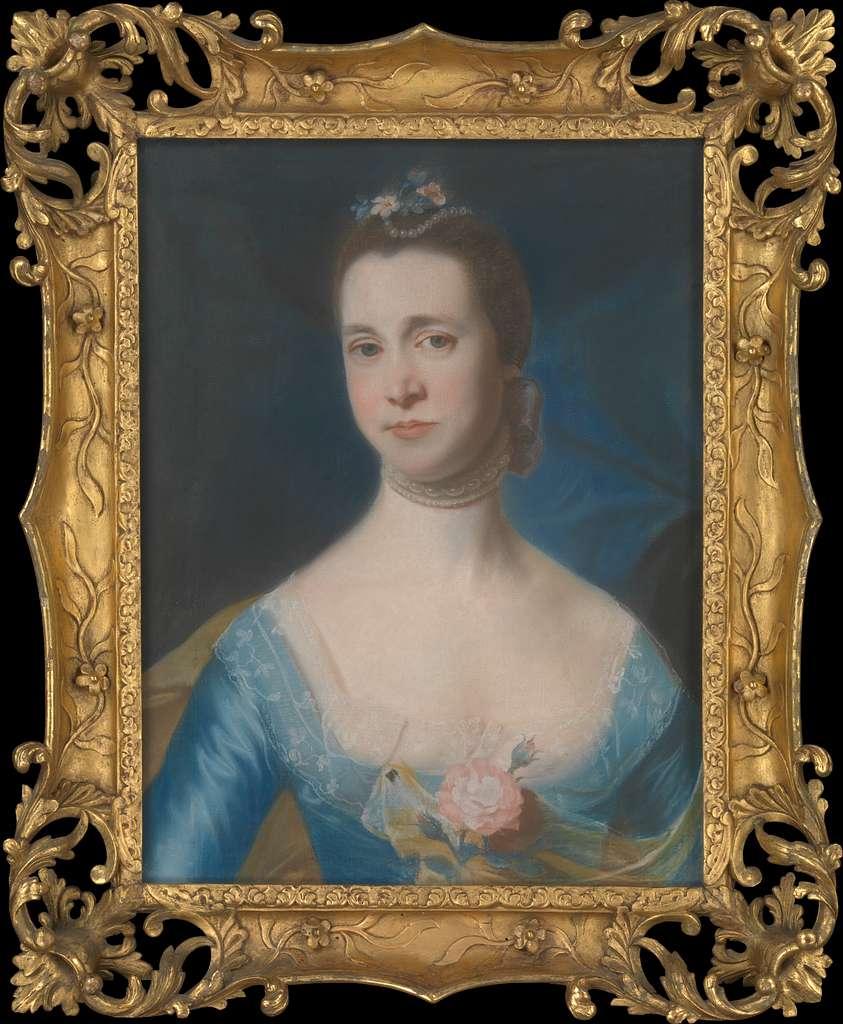 Mrs. Edward Green (Mary Storer)
