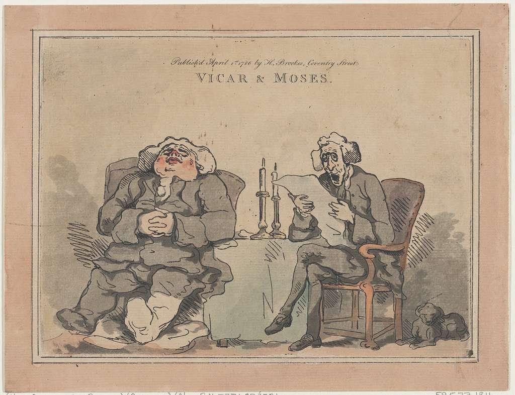 Vicar & Moses