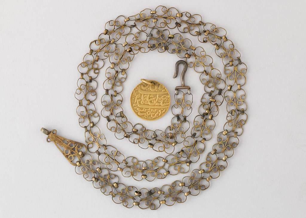 Neck Chain with Badge