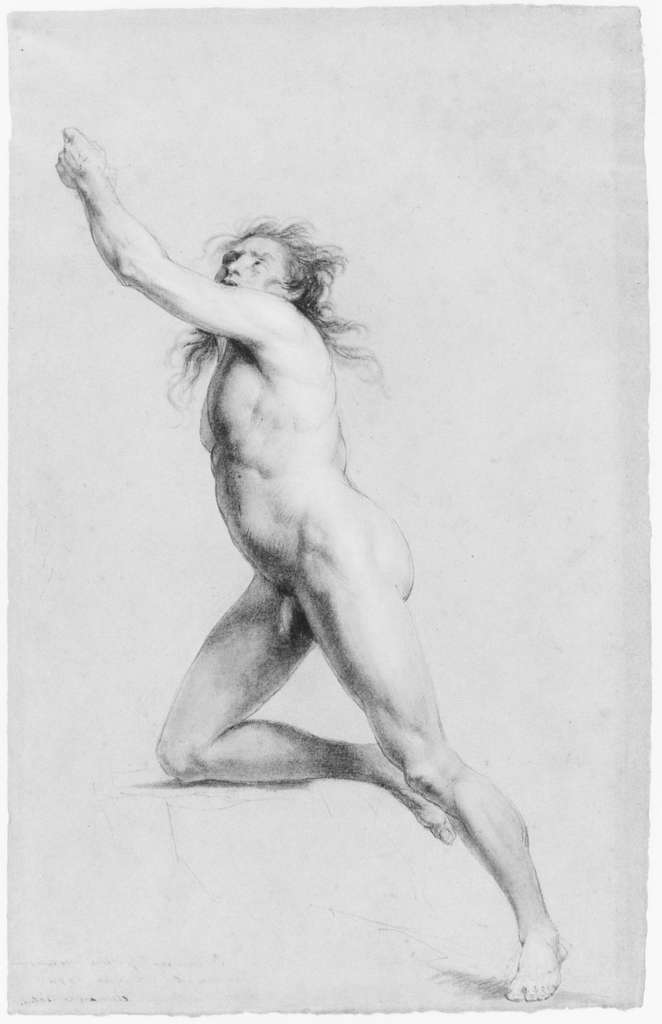 Study from Life: Nude Male