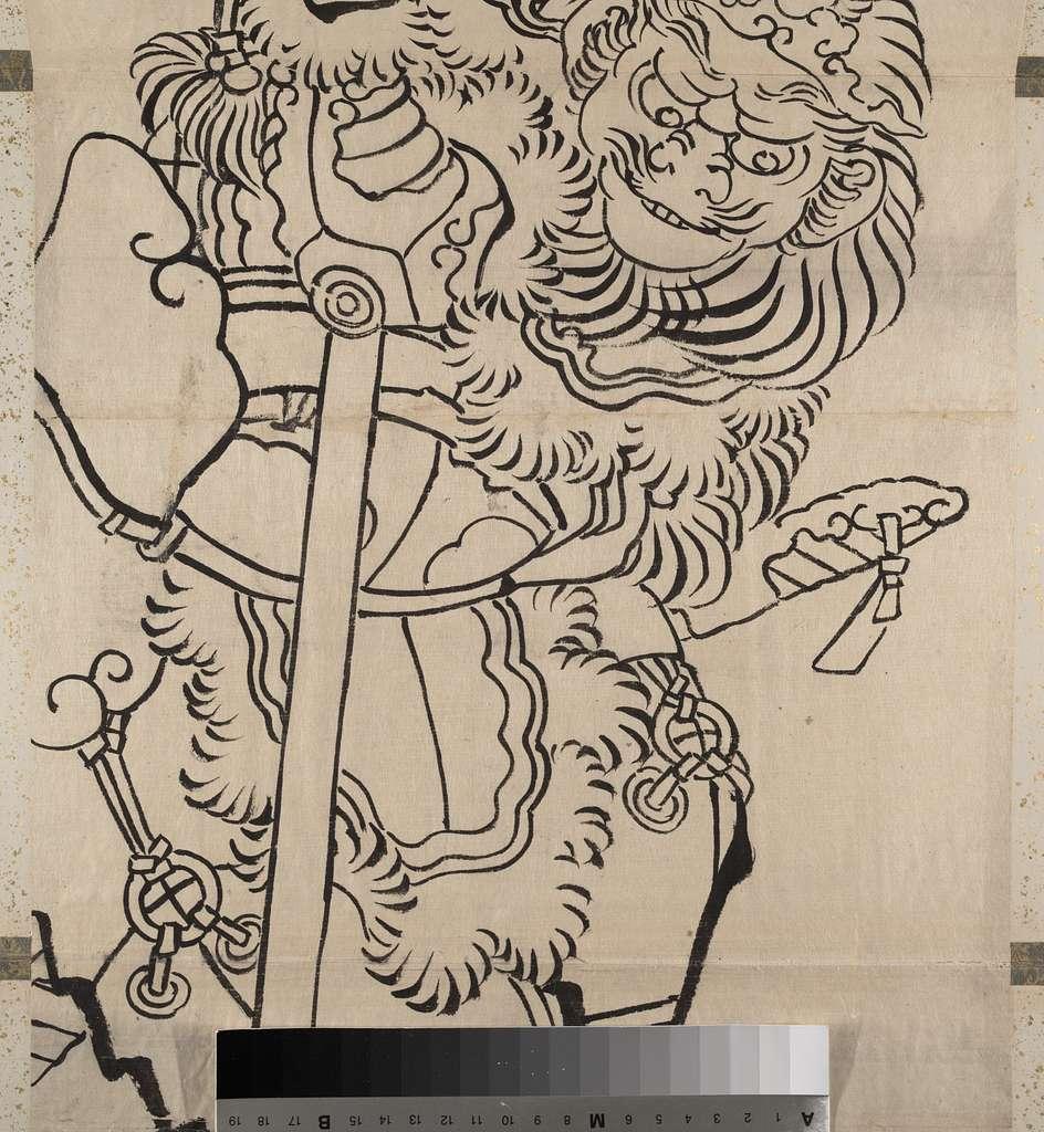 葛飾北斎筆 鶏と木材鶏図|Album of Sketches by Katsushika Hokusai and His Disciples