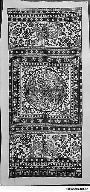 Panels of Coverlet
